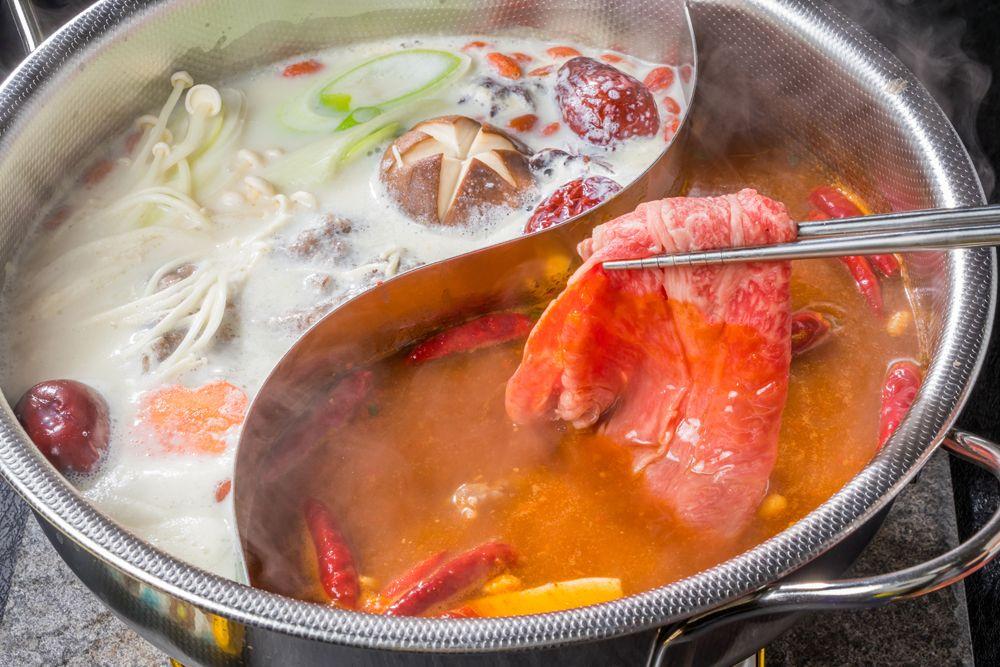 Chinese hot pot, China