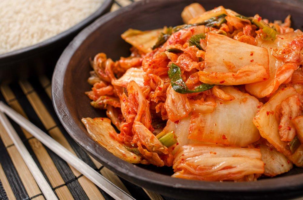 Kimchi, Korea