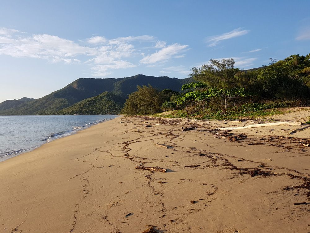 Christian Baines - Oak Beach 2, Thala Beach Nature Reserve, Queensland, Australia