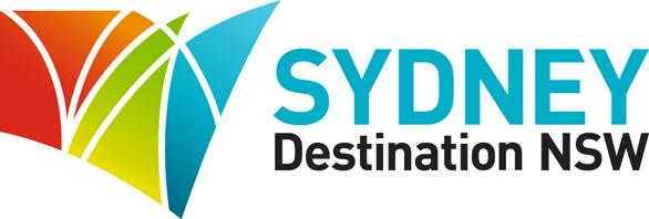 Destination NSW - Sydney Logo