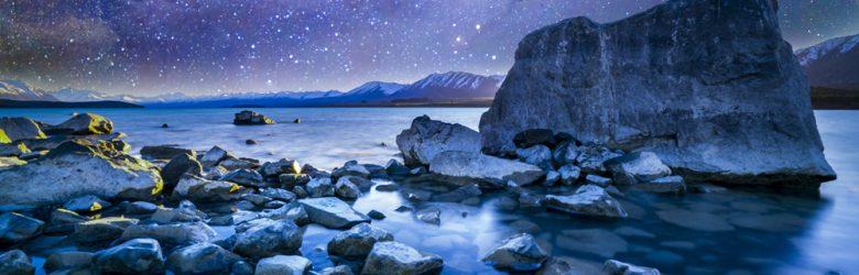 Lake Tekapo under the milkyway, New Zealand