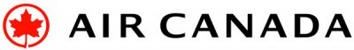 AC Air Canada Logo Horizontal