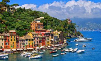 Portofino and the Mediterranean, Italy