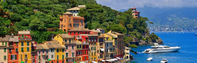 Portofino and the Mediterranean, Italy