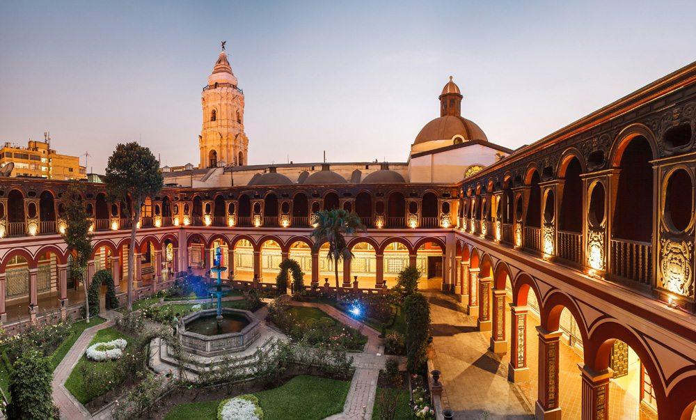 Santo Domingo Monastery, Lima, Peru