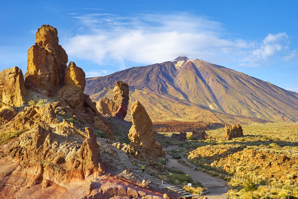 Teide National Park, Tenerife, Canary Islands, Spain