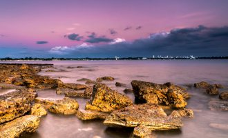Darwin from East Point, Northern Territory, Australia