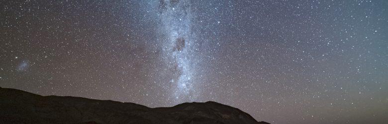 Milky Way in the Atacama Desert, Chile