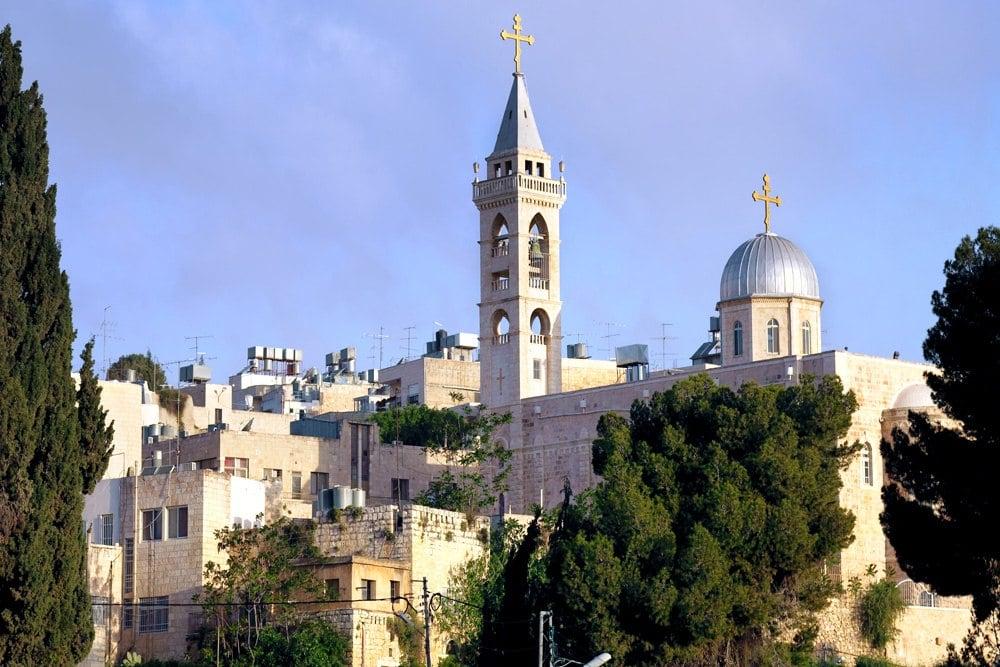 Church of the Nativity in Bethlehem, Israel
