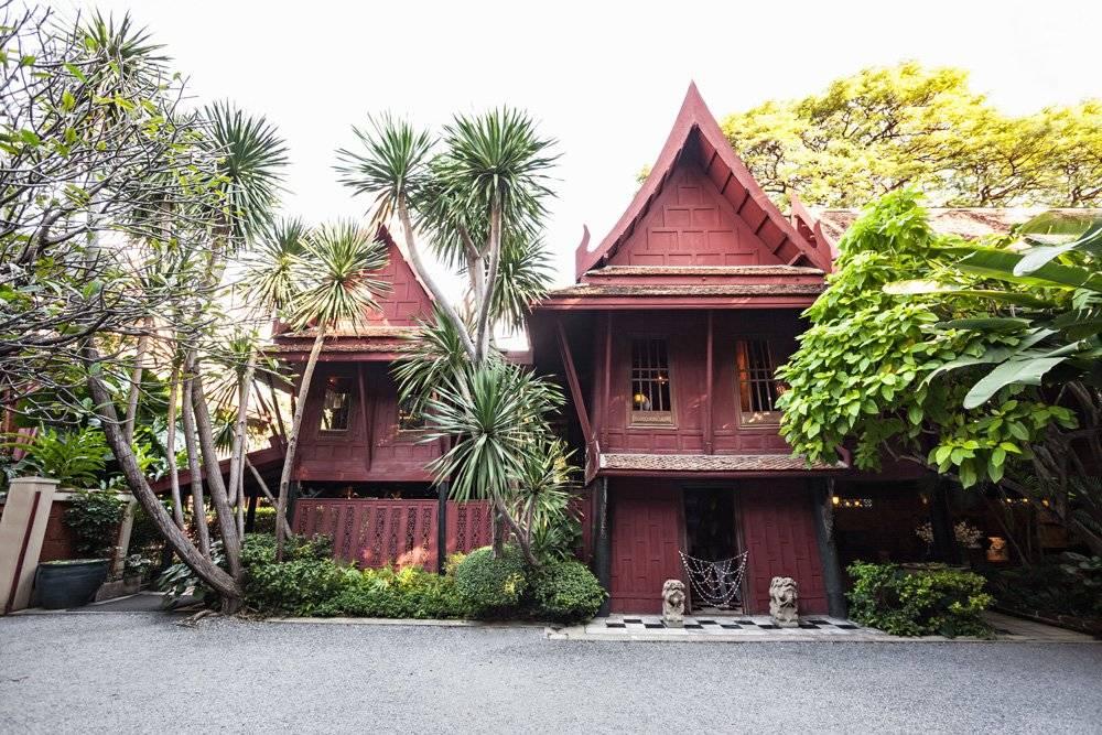 Jim Thompson House in Bangkok, Thailand