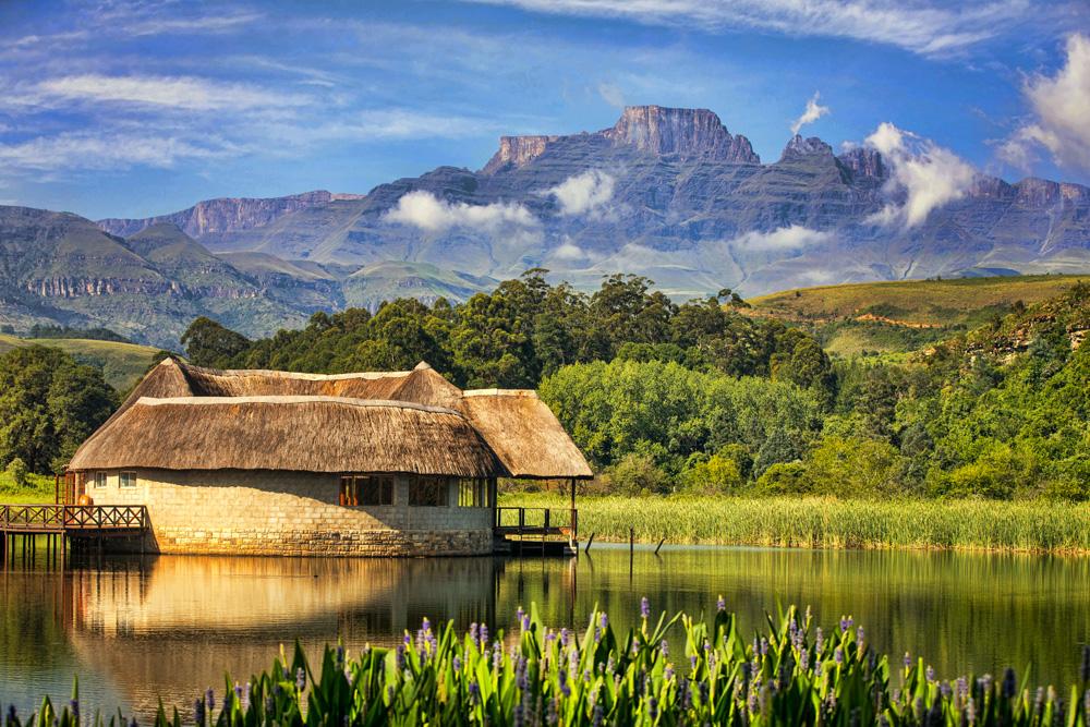 UKhahlamba-Drakensberg Park, KwaZulu-Natal, South Africa