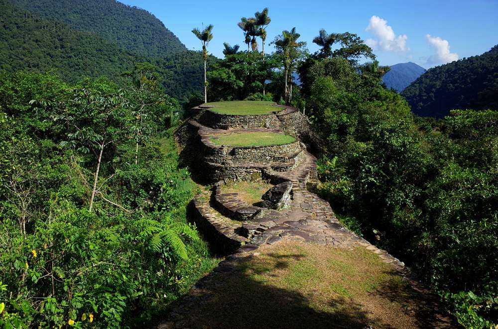 La Ciudad Perdida (The Lost City) in Colombia