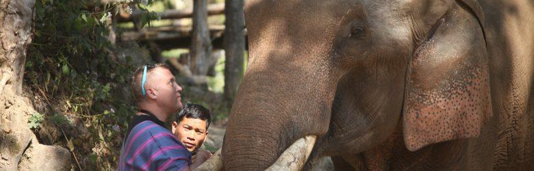 Pataya Elephant Farm