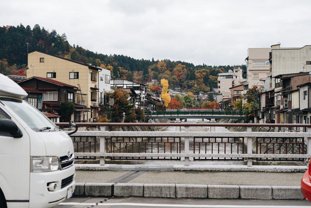 River in Takayama
