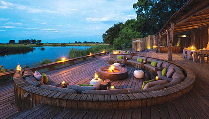 Lounge at Kings Pool Camp