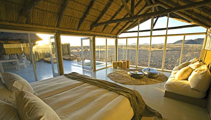 Little Kulala Camp Interior Namibia