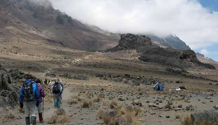 Mount Kilimanjaro Climbers Tanzania