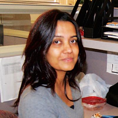 Sakina Adamji