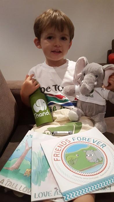 Kiddies Safari Pack