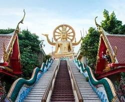 Koh Samui's Big Buddha