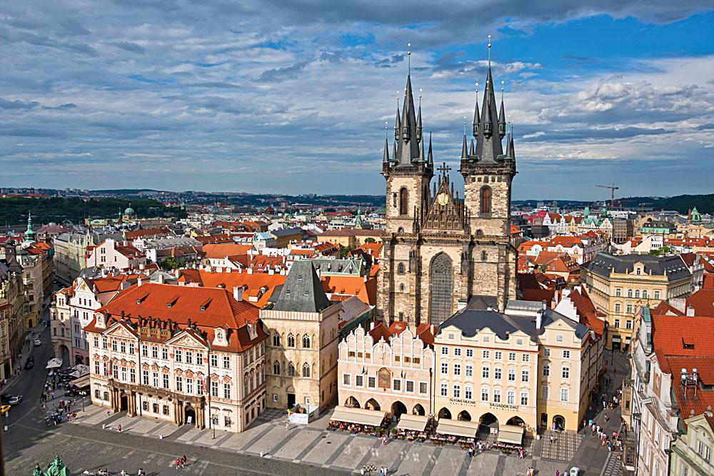 Church of our Lady, Prague, Czech Republic