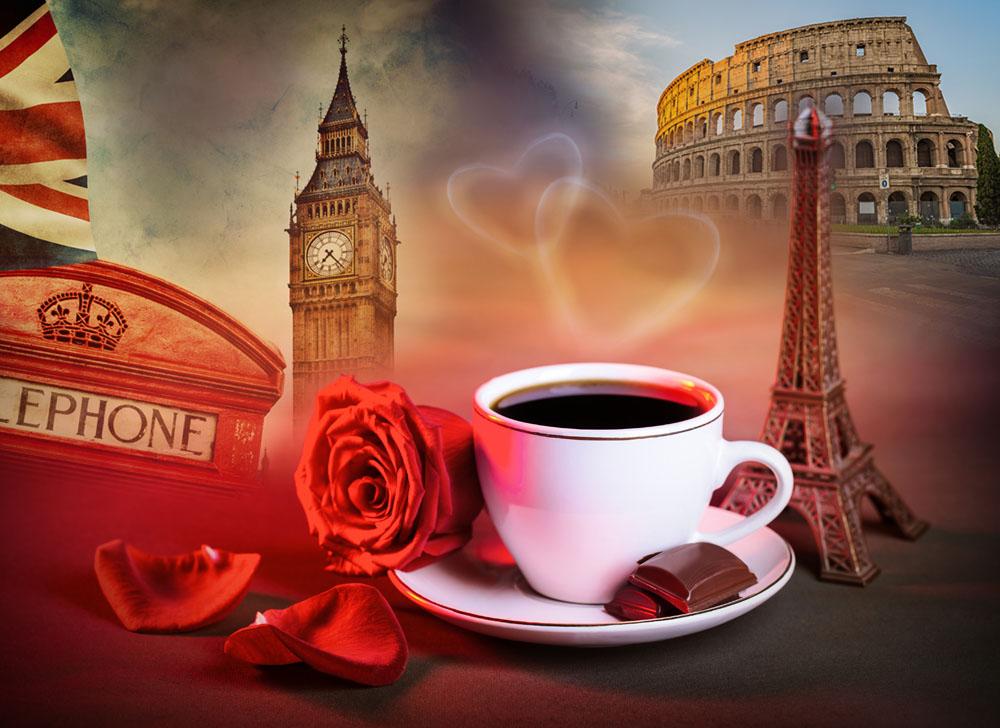 Europe Love Affair Compilation