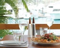 Dining in Hamilton Island