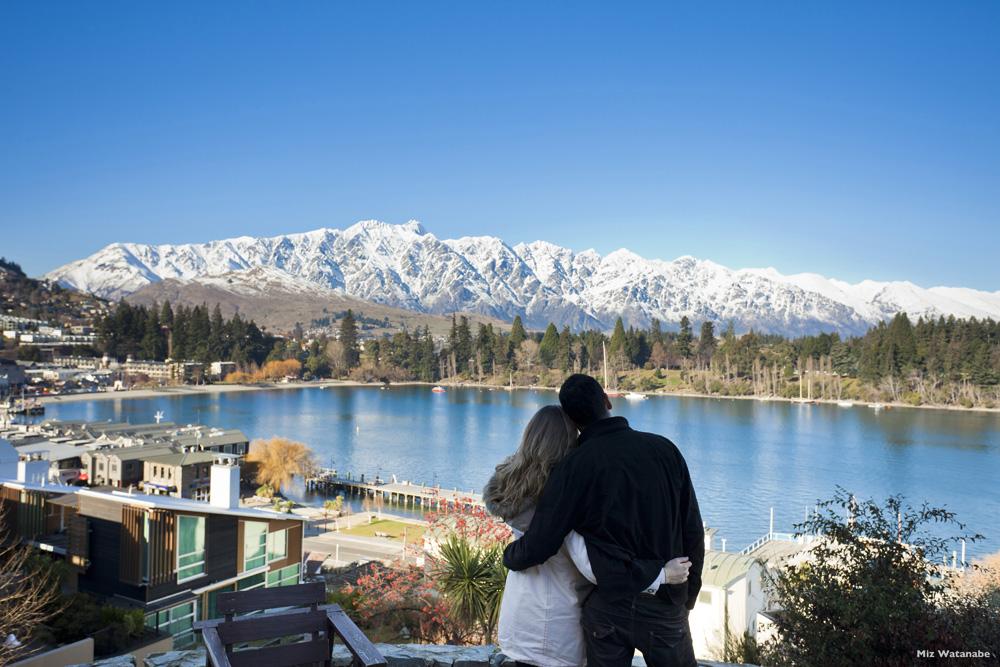 Lake Wakatipu in Queenstown, New Zealand | Credit: Miz Watanabe