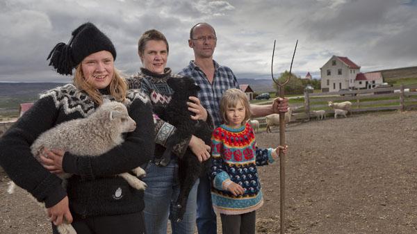Modern-Icelanders, Iceland