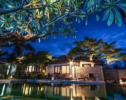 Ocean Front Deluxe Villa
