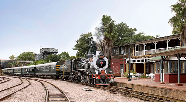 Rovos Rail, Africa