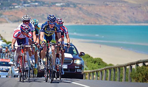 Santos Bike Race, Australia
