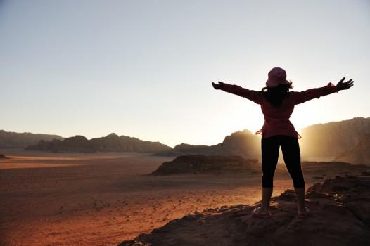 Morning - Wadi Rum Desert