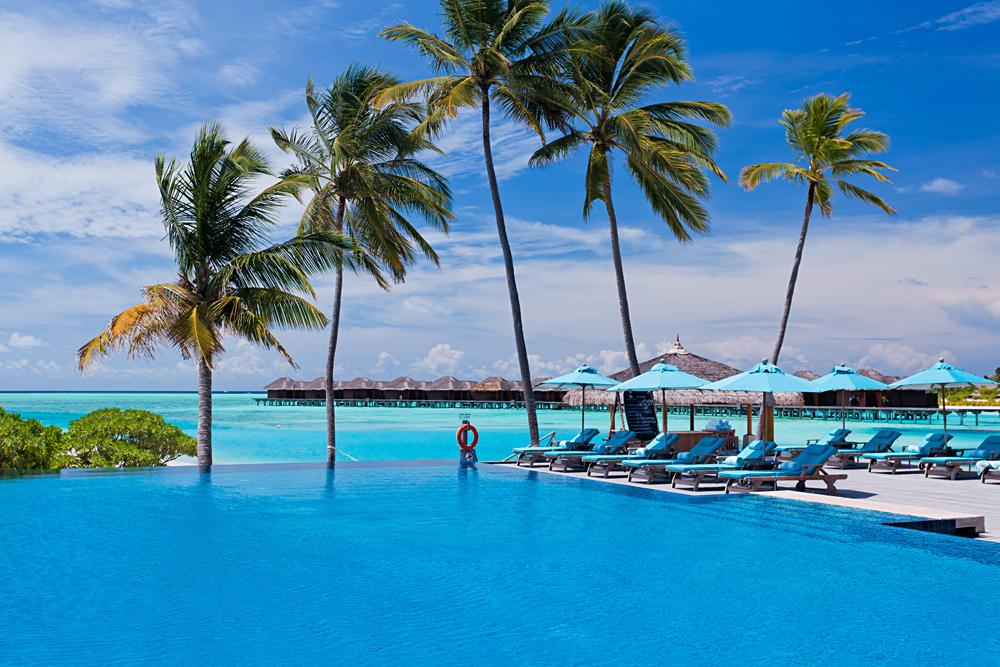 Anantara Veli Overwater Pool, Maldives