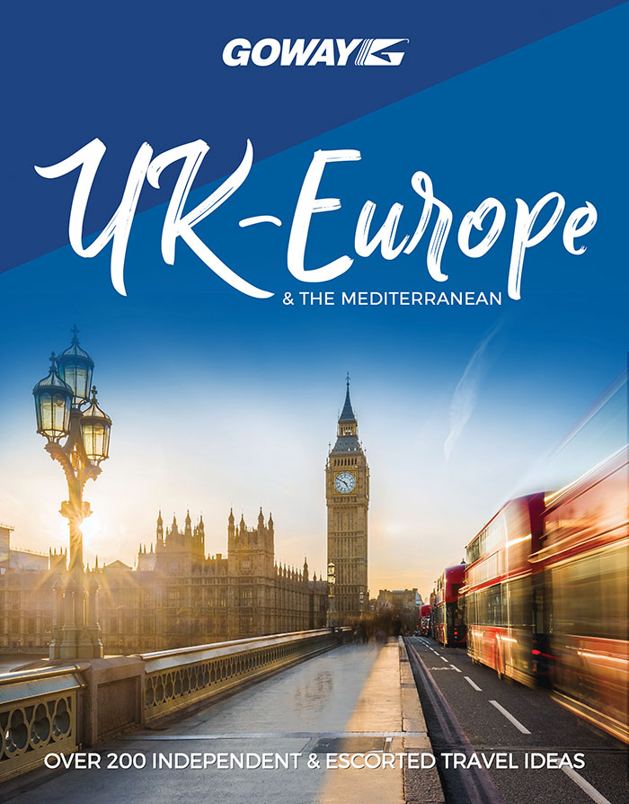 Europe-Brochure