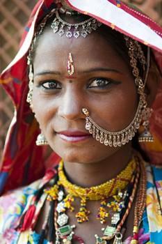 India Woman, India