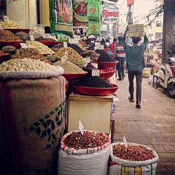 Nyssa Hartin - Street Scenes of India