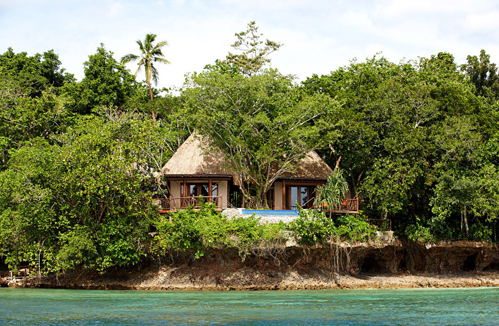 Savasi Island Villas - Waterfall Villa, Savusavu, Fiji