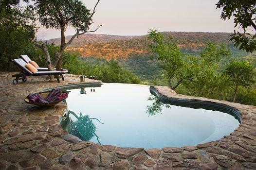 Isibindi Africa Lodges - Isibindi Zulu Lodge Pool, KwaZulu-Natal, South Africa