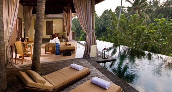Komaneka at Bisma - One Bedroom Pool Villa, Ubud, Bali