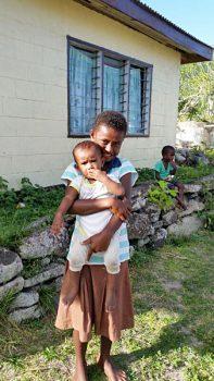 Natalie Jurcic - Soso Village Kids, Fiji