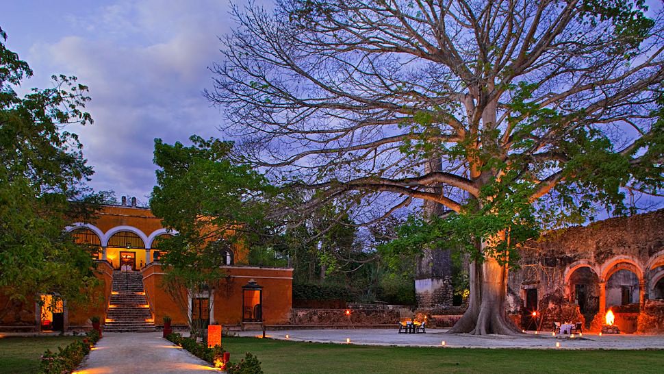 Hacienda Uayamon Campeche - Exterior, Mexico