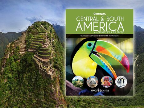 Huayna Picchu and South America Brochure Cover 2016-17