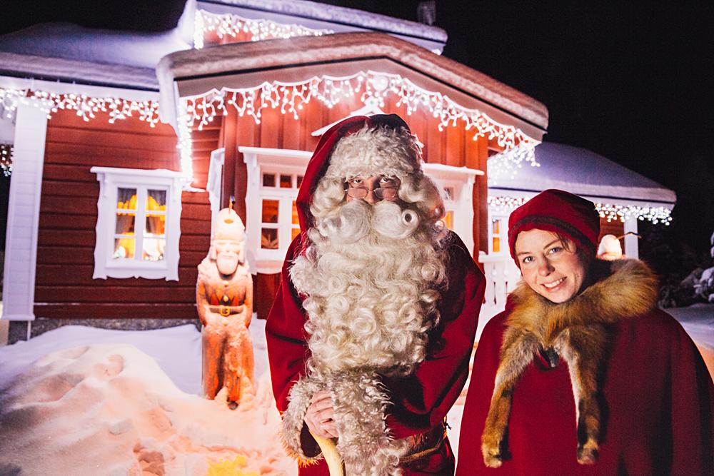Kakslauttanen Arctic Resort - Santa's Home, Finnish Lapland, Finland
