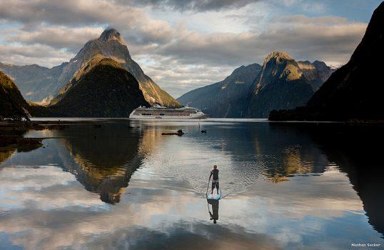 Milford Sound, Fiordland - Image Courtest of Tourism NZ & Nathan Secker
