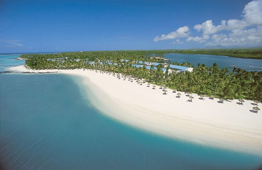 One&Only Le Saint Geran - Aerial View or Resort, Mauritius