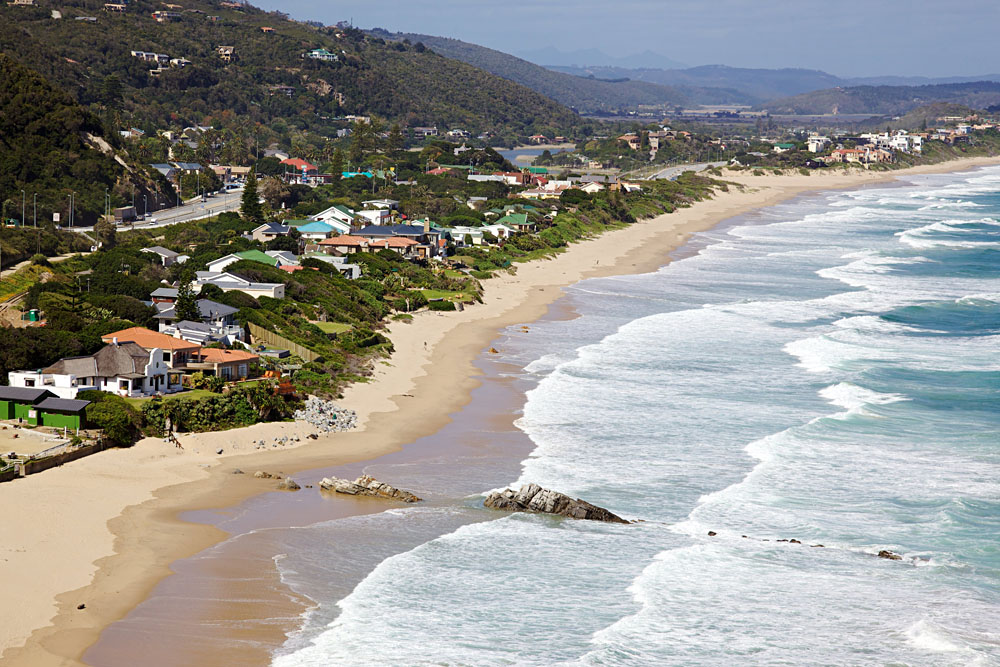 Wilderness Beach, Garden Route, South Africa