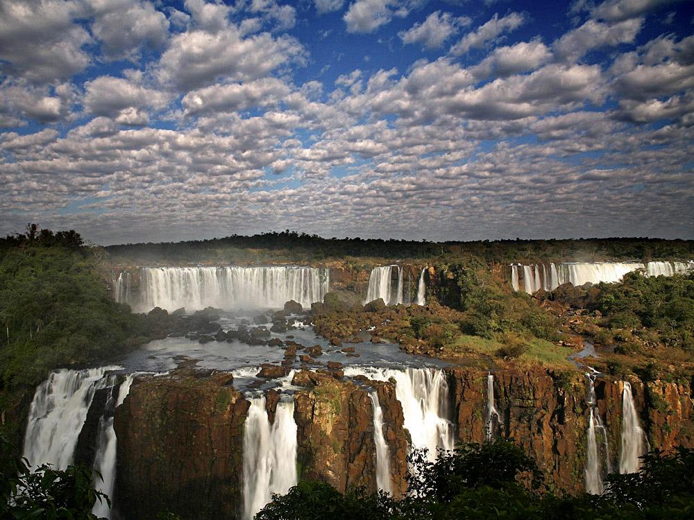 Iguassu Falls, Argentina Brazil