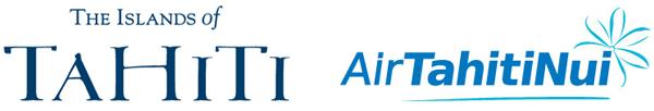 Islands of Tahiti & Air Tahiti Nui Logo Combo