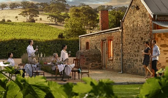 Dining in Barossa, in South Australia | Photo credit: Paul Torcello, SATC